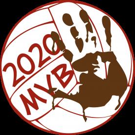 Mudd Volleyball 2020 Logo