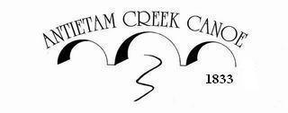 Logo for Antietam Creek Canoe company